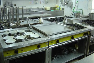hosteleria - cocinas