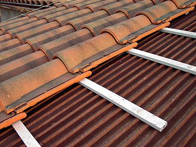 Tecons - tejados
